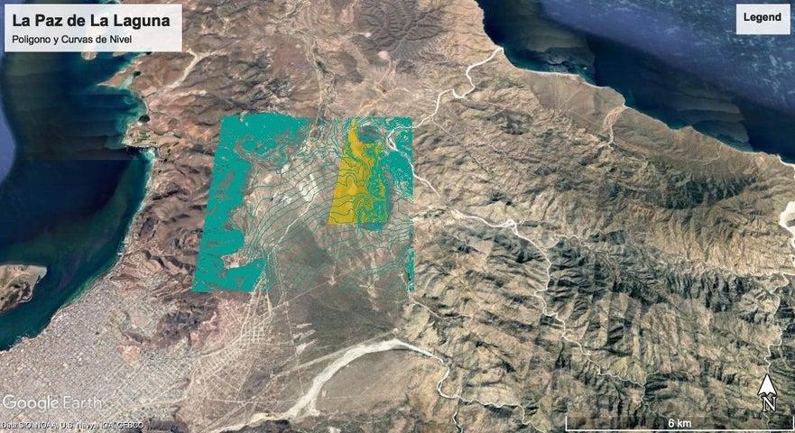 s/n Libramiento Norte, La Paz de la Laguna, La Paz,