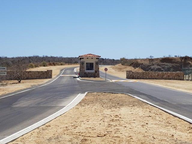 Rancho San Lucas entrance road, San Lucas Heights, Cabo San Lucas,