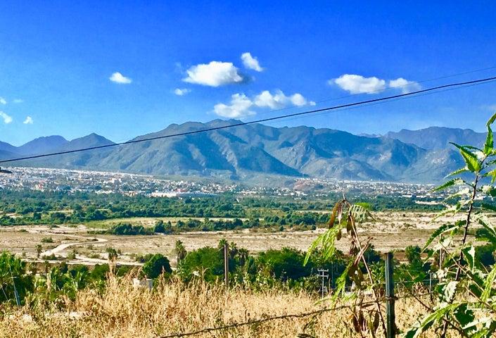 Beautiful views of San Jose and Sierra de La Laguna mountains