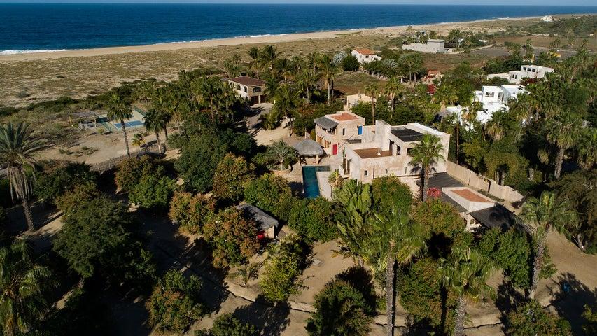 La Cachora Estate Todos Santos, Pacific,