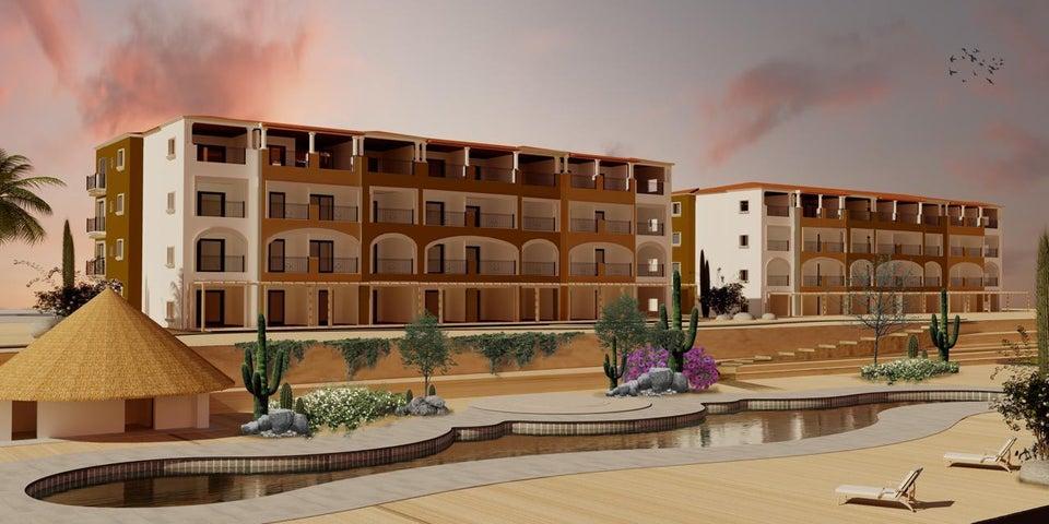 Poolside render Mavila Towers