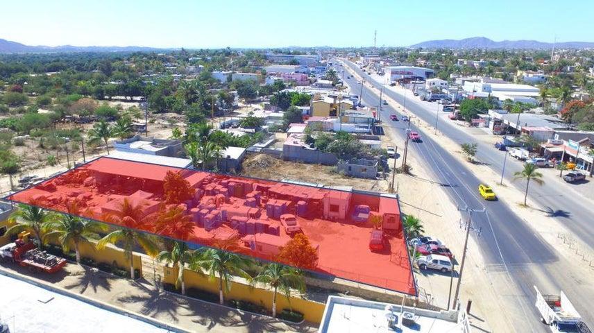 CARRETERA TRANSPENINSULAR, ZACATAL NORTE, San Jose del Cabo,
