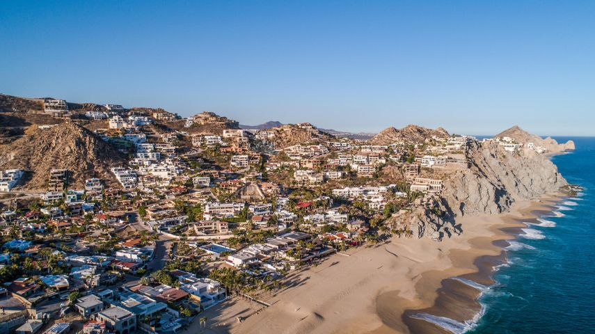Calle del Patron, Pacific Point Lot, El Pedregal, Cabo San Lucas,