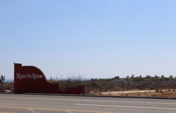 VIII-3 Carretera Todos Santos, Desarrollo Rancho Nuevo, Pacific,