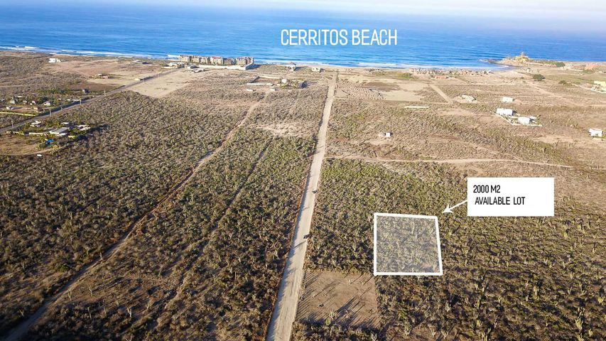 Parcela 2262 Z1 P1/18, Lote Cerritos Beach, Pacific,