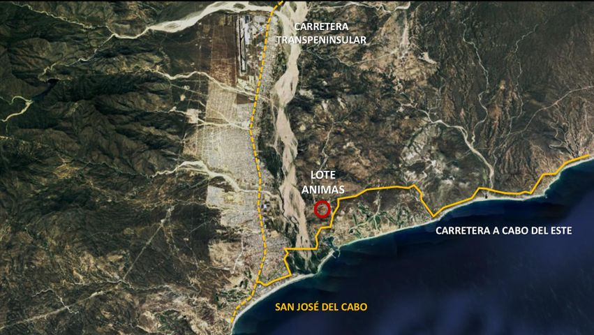 Animas Lot, San Jose del Cabo,