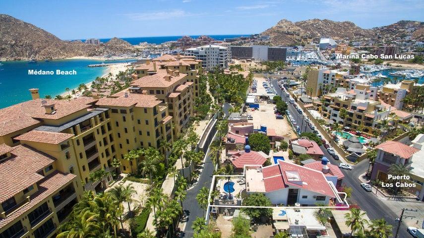 Camino del la Marina, Casa Mismos, Cabo San Lucas,