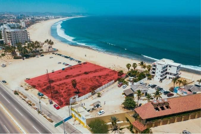 Permits Ready to Build -, Last Hotel Site Corridor -, San Jose del Cabo,