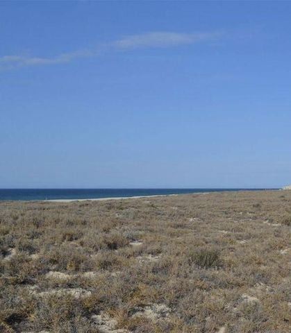 A-92 La Ribera Baja California Sur, ocean front lot, East Cape,