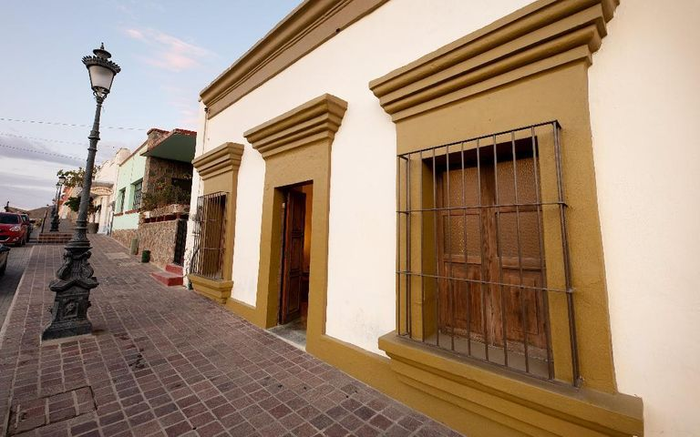Todos Santos, Historical Home on the Plaza, Pacific,