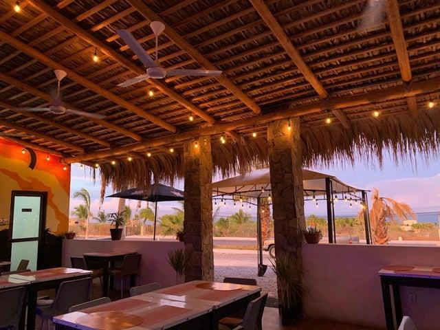 highway la ventana, restaurant location, La Paz,
