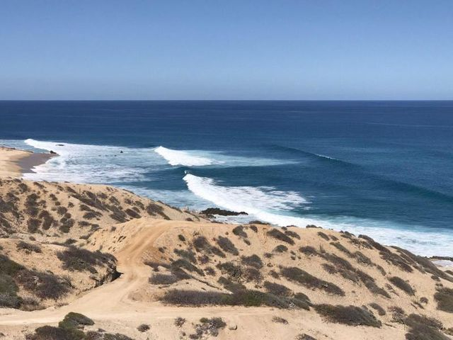Great surf