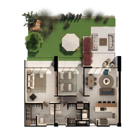 Torre B, Ladera 1 Garden House, San Jose Corridor,