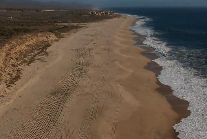 México 1, Elias Calles Beachfront lot, Pacific,