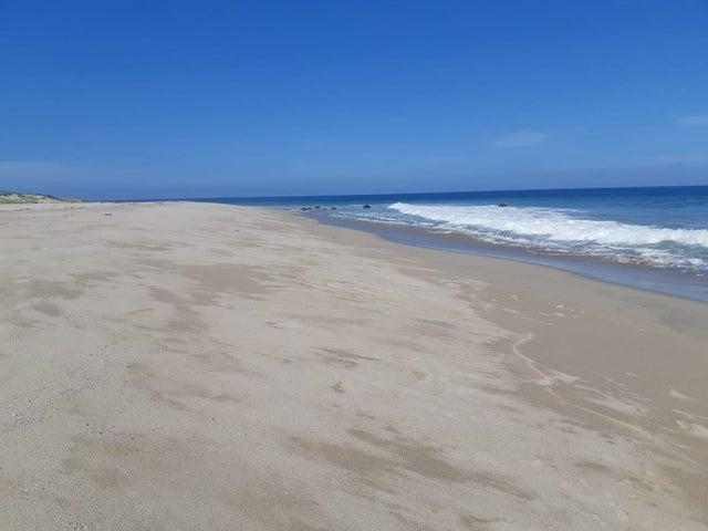 Lot oceanfront view