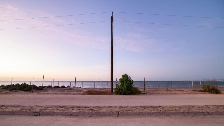 Brecha California, Beach Front Lot La Posada, La Paz,