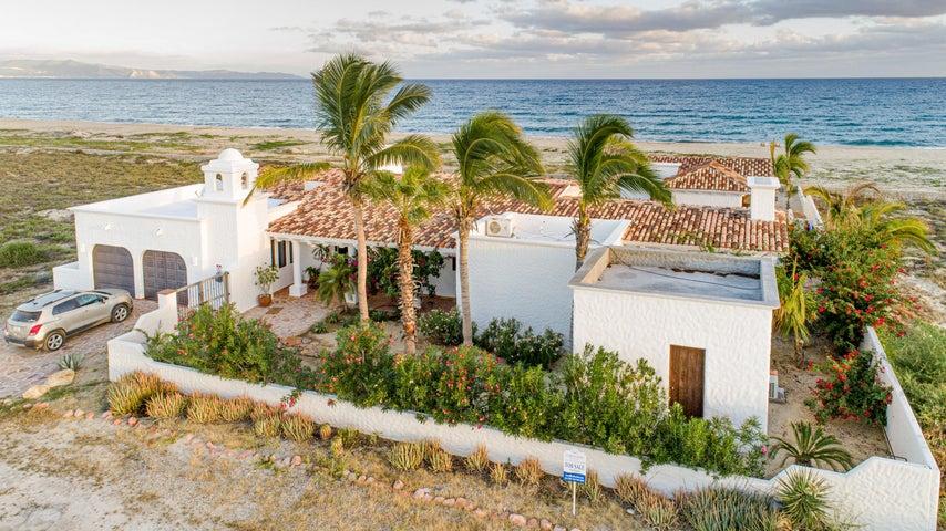 Los Pinos, Casa Alegre, East Cape,