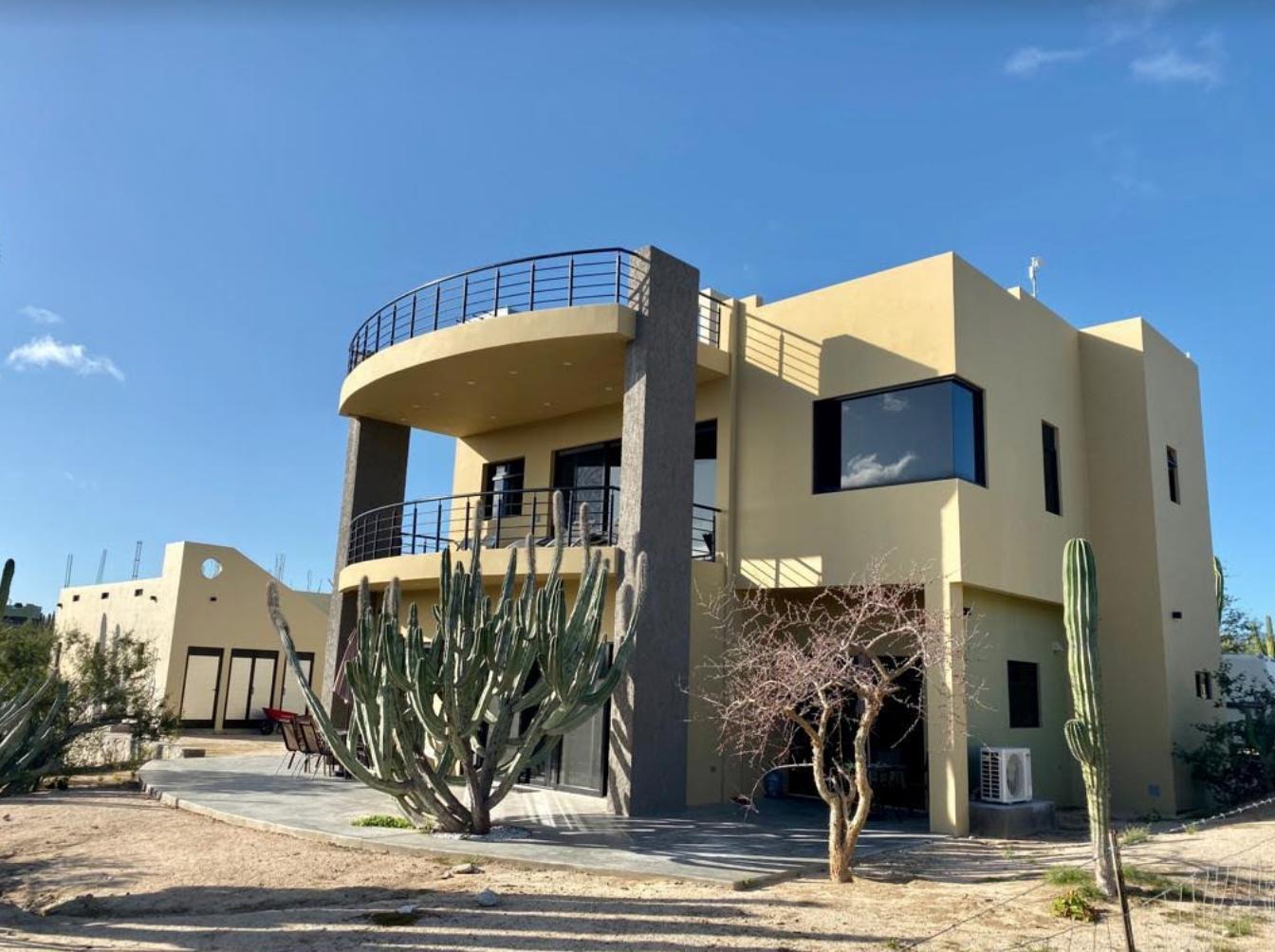C Palo de Arco, Cactus Club Resort, La Paz,
