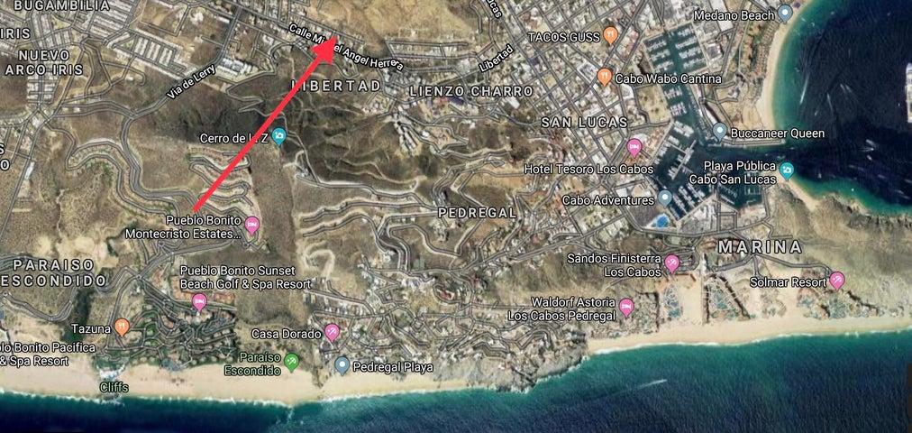 15 Camino al Morro, Lote 15 Lienzo Charro, Cabo San Lucas,