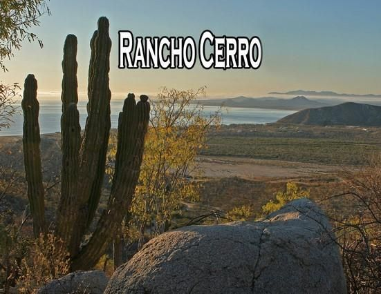 Rancho Cerro, M9-01 Ridgetop Lot, East Cape,