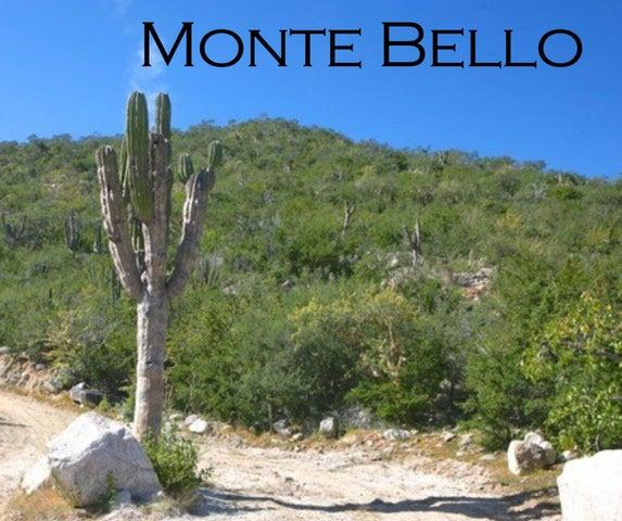 Monte Bello, Monte Bello M1-05, East Cape,