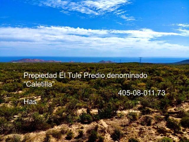 Chileno /inland, PREDIO CALETILLA, Cabo Corridor,
