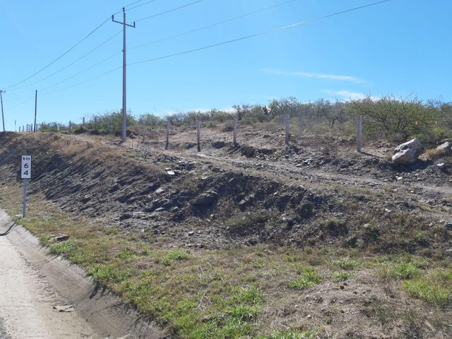 Highway Frontage Lot located at KM 64 Marker on southbound lane of Hwy19 on south side of Puebla Pescadero