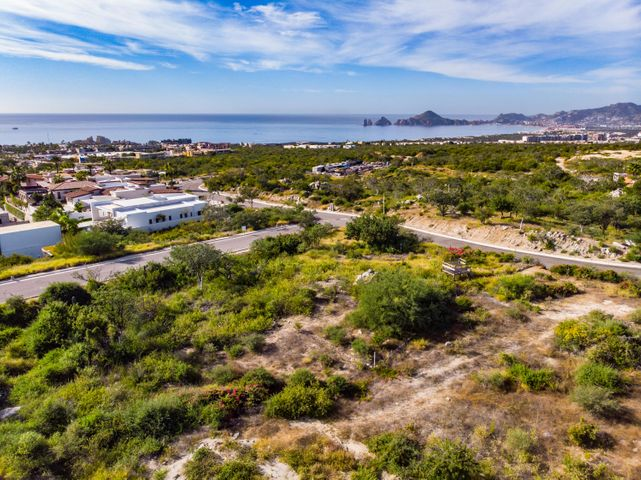 Del Mar lot 80, The Estate lot, Cabo Corridor,
