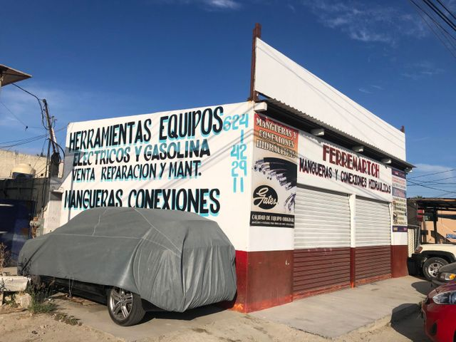 Carretera Transpeninsular Km 3, Store Front w Owner Apartment, San Jose del Cabo,