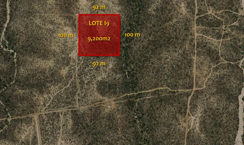 Rancho La Laguna Lot I9, East Cape,