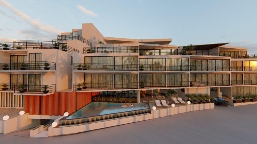 Camino al Colegio, Pedregal Towers Penthouse, Cabo San Lucas,