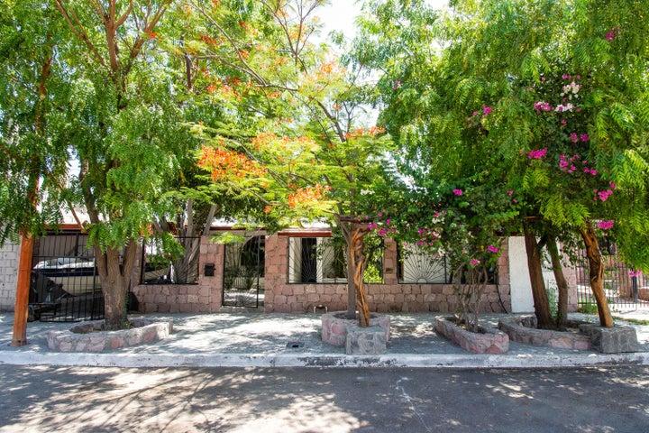 De La Langosta, Casa Langosta, La Paz,