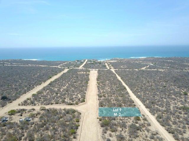 Lot 9 M2, Bahia Terranova II, East Cape,
