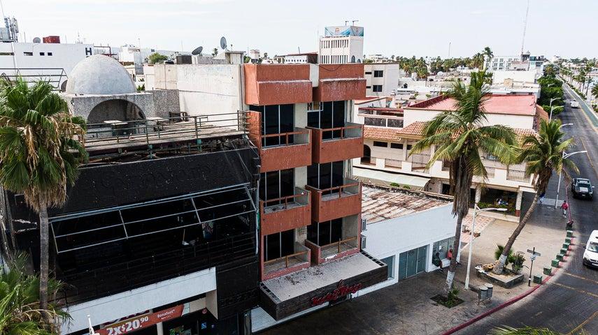 Paseo Alvaro Obregon, Edificio Malecón, La Paz,