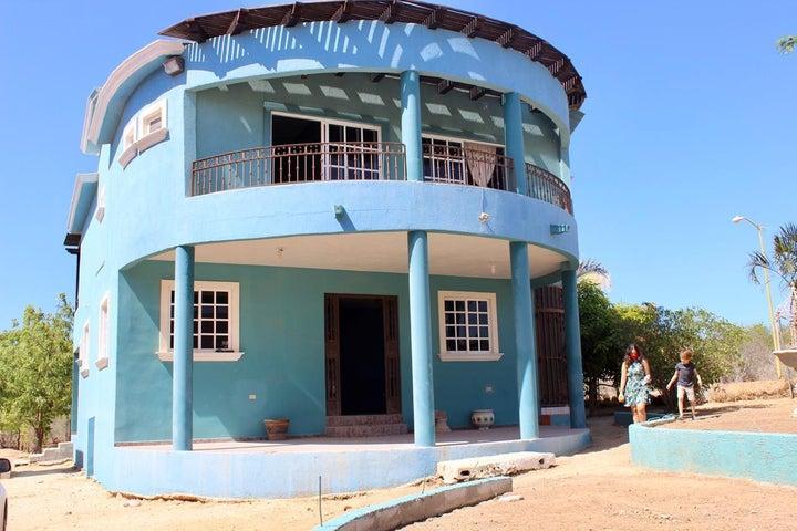 Calle Del Reoyo, Casa Azul, La Ribera, East Cape,