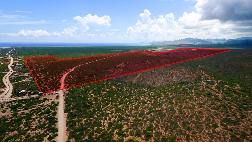 Road to cabo pulmo, las lagunas, East Cape,