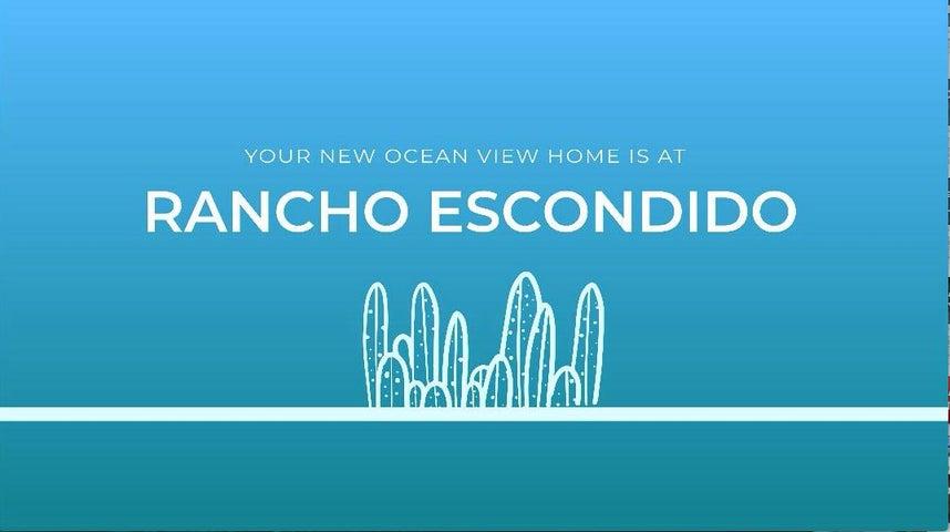 14 BLOCK 2, RANCHO ESCONDIDO LOT 8, Pacific,