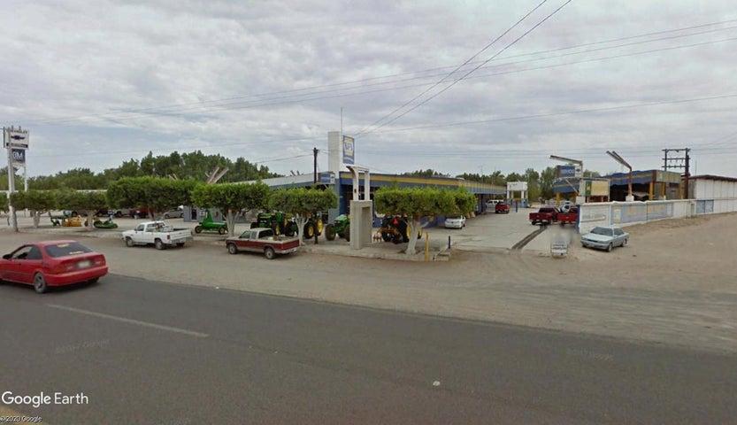 Carretera TranspeninsularKM212, Agencia Constitución, La Paz,