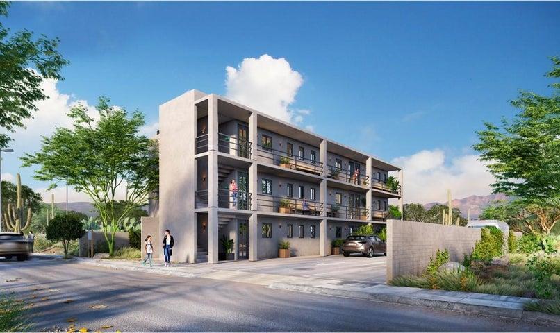 Brand New Condominiums Palo Verde Facade