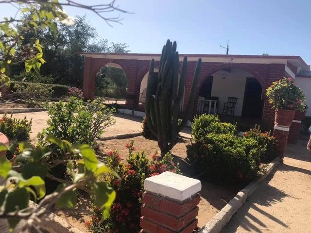 192 Carr. a los Cabos km 192, Casa de Campo San Pedro, La Paz,