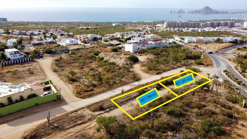 Lot 10 Mza1 ZONA RANCHOPARAISO, Lots Vista Tezal, Cabo Corridor,