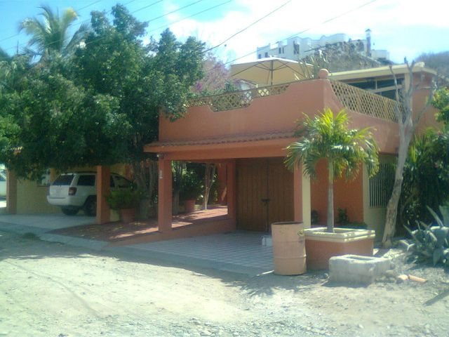 Proyecto de Golfo de Californi, Casa Gloria, La Paz,