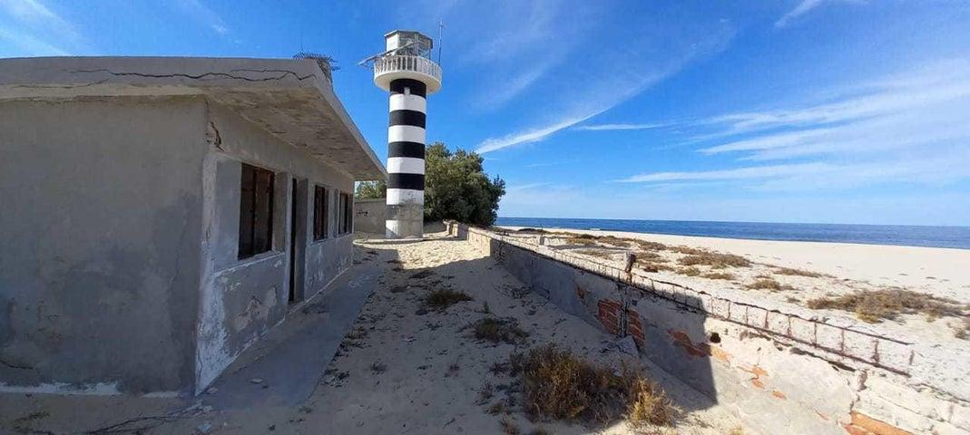 PLAYA EL FARO PUNTA ARENA, LIGHTHOUSE, East Cape,