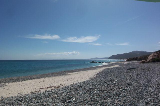 Beach Road to El Cardonal, Piedras Sur Beachfront, East Cape,