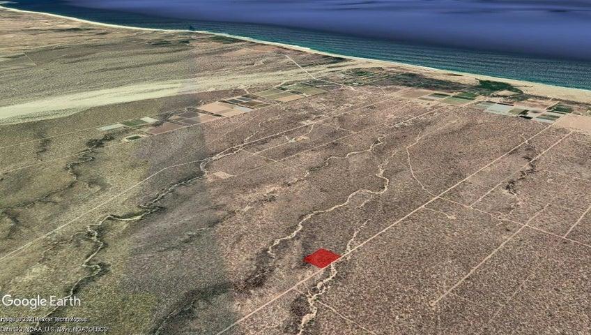 Taller de Terreno, Desert Ridge, Pacific,