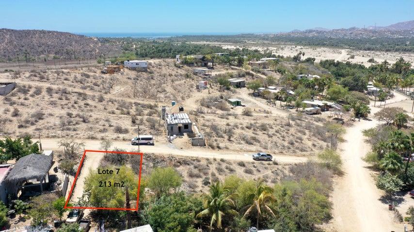 Animas Bajas, Lot 7, San Jose del Cabo,