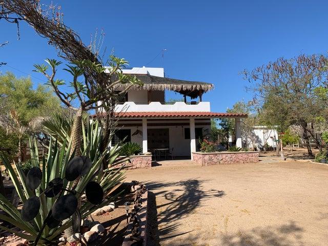 Sin Nombre, Casa de Campo, La Paz,