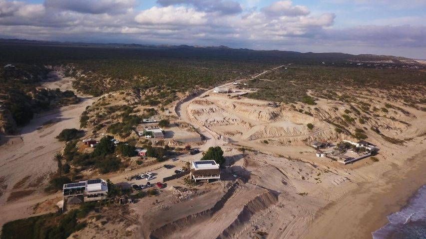 Lot 25 Rancho La Fortuna, East Cape,