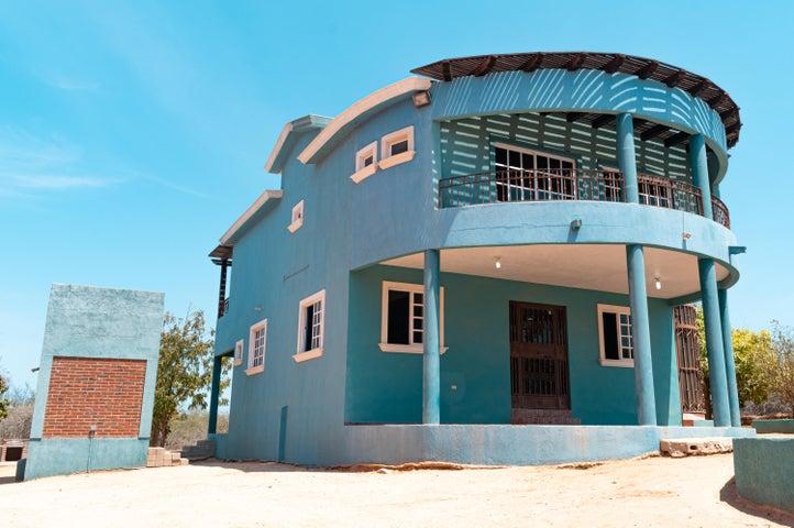 Calle Del Reoyo, Casa de Playa, La Ribera, East Cape,