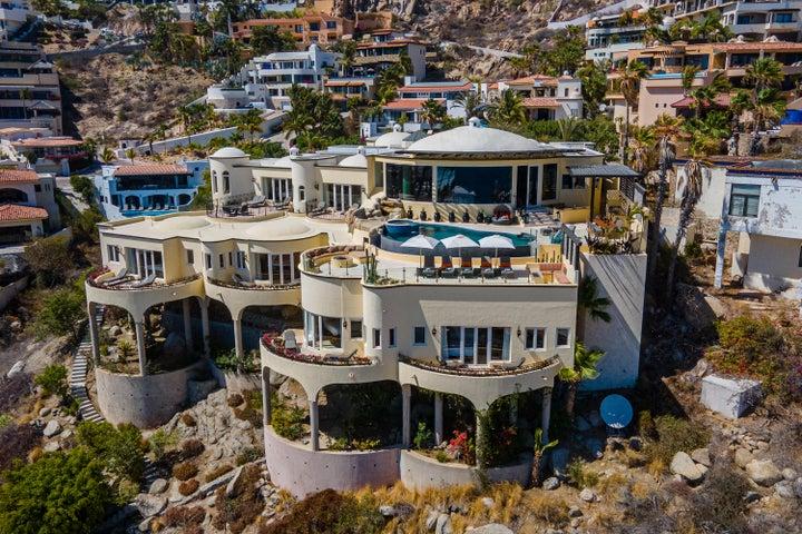 Camino del Pacifico, Pedregal, Casa Esperanza, Cabo San Lucas,